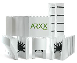 Technical Info Arxx Building Systems Seaway Wall